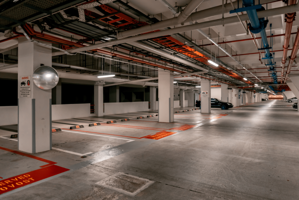 instalacion punto recarga garaje comunitario barcelona